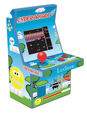 Foto de Lexibook JL2950 Consola Cyber Arcade, 300 juegos