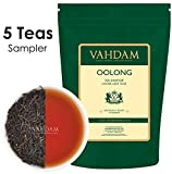 Himalayan Flowery Oolong Tea Leaves (50 Cups), Hand-Picked Oolong Tea Loose Leaf, 100% Natural Detox Tea, 100g, Weight Loss Tea & Slimming Tea, A Perfect Everyday Loose Leaf Oolong Tea, Healthy Tea