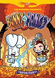 Bunny vs Monkey 2: Journey to the Centre of the Eurg-th: Book 2 (The Phoenix Presents)