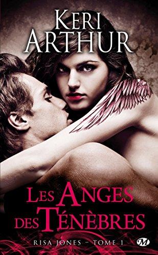 Risa Jones, Tome 1: Les Anges des ténèbres