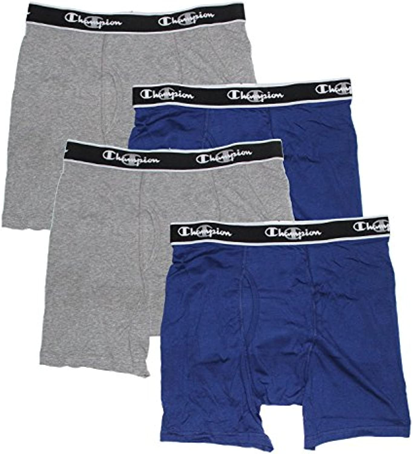 Champion Men's Elite X Temp Boxer Briefs