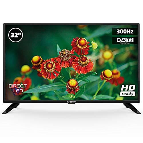 51lKz7kNy3L - Televisión INFINITON, Full HD Ready, USB, TDT2 (32 Pulgadas)