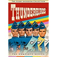 Thunderbirds: The Complete Series by Peter Dyneley