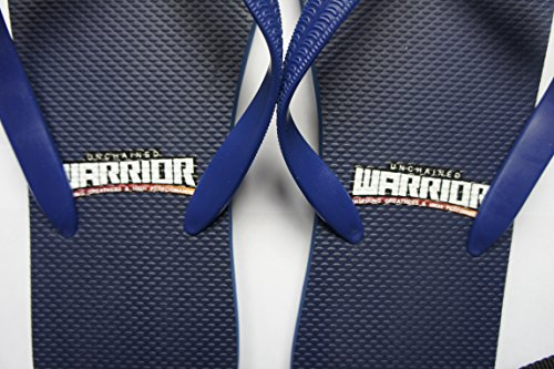 Unchained Warrior Tongs Pour Femme Bleu Marine