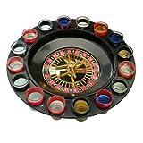 Premier Housewares 1404607 Roulette, Gioco da Bere, 16 Bicchierini