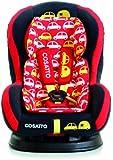 Cosatto Moova Group 1 Toddler Car Seat - Vroom