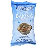 Moo Free Organic Baking Drops 150 g (Pack of 10)