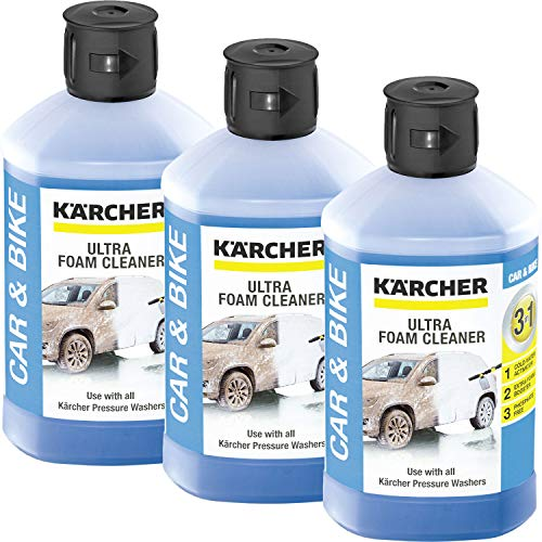 Kärcher RM 615 Ultra Foam Cleaner 1000ml, 3er Pack (3 x 1000ml)