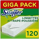 Swiffer de la poussière, lingettes, Recharge, frustfreie emballage, Lot de 3(3x 40pièces)