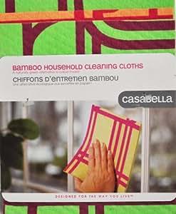 Casabella Balai en bambou chiffon de nettoyage 3