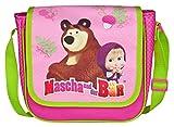 Undercover MBCE7293 Kindergartentasche, Mascha und der Bär, ca. 21 x 22 x 8 cm