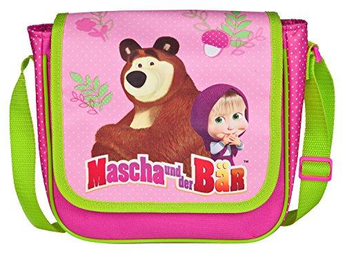 Undercover materiali per la scuola a tema masha e orso, kindergartentasche