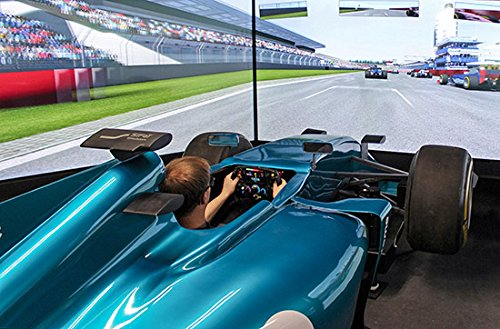 Jochen Schweizer Geschenkgutschein: Formel 1 Rennsimulator in Berlin (60 Min.) -