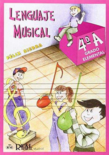 Lenguaje Musical, Grado Elemental 4°a (RM Lenguaje musical)