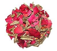 Rose Petal Green Tea -16oz