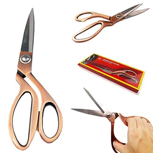 jjonlinestore-241-cm-edelstahl-schnitten-schneiderschere-kleid-maker-stoff-schneiden-trimmen