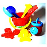 Sunny Super Summer Beach Set with Mini Sprinkler--Any 1 Random Color Will be Dispatched.