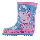 Peppa Pig Girls Kensey Wellies Blue Size Various UK Size 8