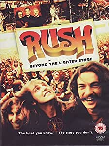 Rush - Beyond the Lighted Stage [2 DVDs]