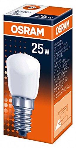 Osram Special T26 Glühlampe, E14-Sockel, 25 Watt, Matt
