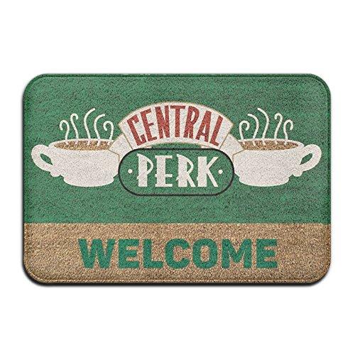 YSEFHX Alfombra Central Perk Super Absorbent Anti-Slip