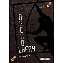 Agenda Lafay 2012 - le quotidien à 100 %