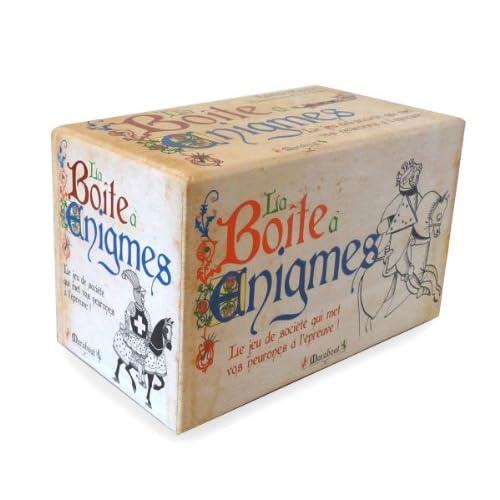 La boîte à énigmes : Le jeu