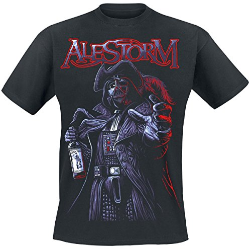 Alestorm Lack Of Rum T-Shirt nero M