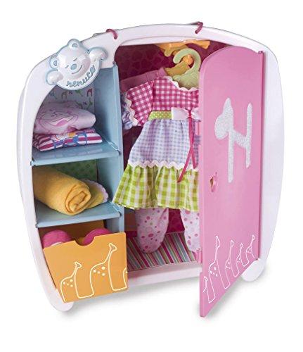 Nenuco Armario juguete Famosa 700010346