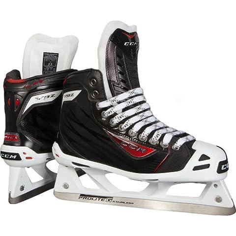 CCM RBZ Goalie Skate Men, width:D;size:8 = 42.5