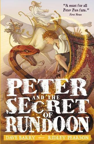 Peter and the Secret of Rundoon (Peter Pan) by Dave Barry (2013-12-05)