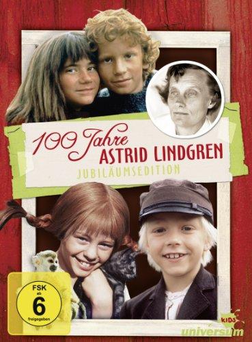 Spielfilm (in der Astrid Lindgren Jubiläumsedition (4 DVDs))