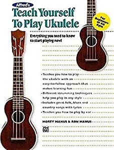 Teach Yourself To Play The Ukulele. Partitions pour Ukelele
