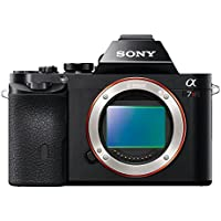 Sony Alpha a7R 36MP HD Digital SLR Camera Body (Black)