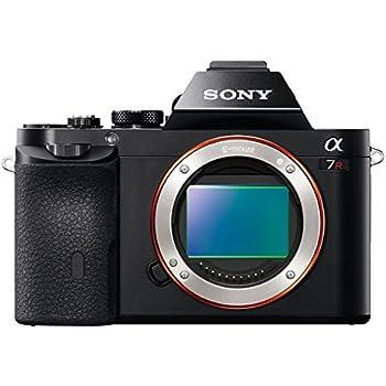 Sony Alpha ILCE-7R - Cámara EVIL (sensor Full Frame 35 mm, 36.8 Mp, sin filtro de paso bajo, procesado en 16 bits, visor OLED, vídeo Full HD, Wi-Fi y NFC, sólo cuerpo) negro