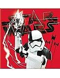 20 tovaglioli di carta Star Wars 8 Gli ultimi Jedi Taglia Unica