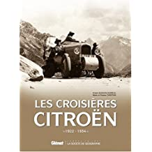 Coffret 4 Croisieres Citroën