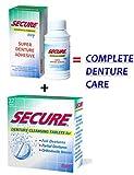 SECURE Denture Adhesive Powder 20 gms & ...