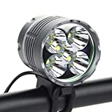 6000 Lumen Bike Light, Rechargeable Bicycle Lights Set - Best Reviews Guide