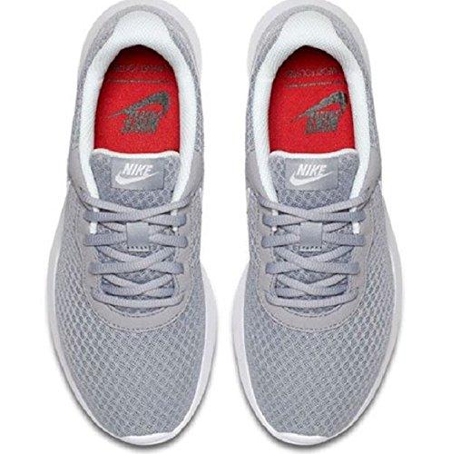 Nike Women's Tanjun Trainers, Grey (Wolf Greywhite 010), 8 Uk (42.5 Eu)
