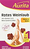 Aurita Rotes Weinlaub 60 Kapseln, 1er Pack (1 x 23 g)