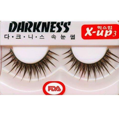 Darkness False Eyelashes Xup3 by False Eyelashes Xup3 (English Manual)