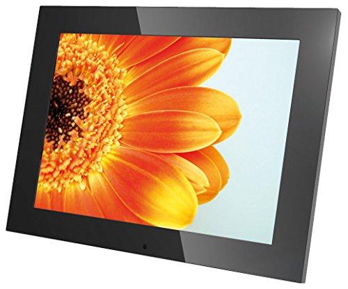 MEDION LIFE E76041 MD 83870 Digitaler Bilderrahmen (20,32 cm (8 Zoll), USB, 6 in 1 Kartenleser SDHC/SD/MMC/MMC+/MS/MS Pro, Slideshow, 20 Effekte, 800 x 600 Pixel) schwarz Digitaler Bilderrahmen Samsung