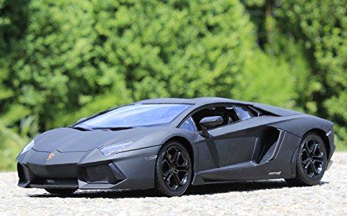 "RC Lamborghini AVENTADOR mit AKKU + LICHT 34cm \""Ferngesteuert 2,4GHz\"""
