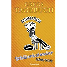 Gregs Tagebuch - Schülerkalender 2018/2019