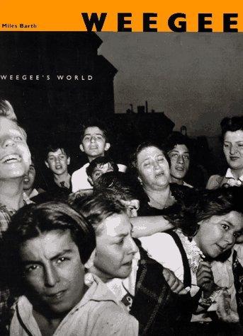 Portada del libro Weegee's World by Weegee (Photographer) (1997-11-02)