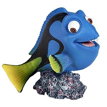 Pet Ting Finding Nemo Dory Aquatic Ornament - Aquarium Decoration - Vivarium Decoration 1