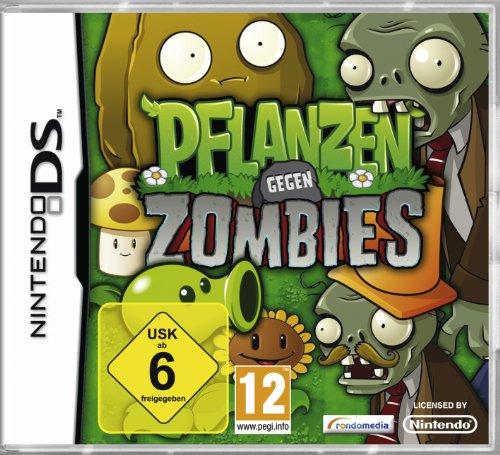 Pflanzen gegen Zombies [Software Pyramide] - [Nintendo DS] (Für Zombie-spiele Ds)