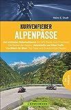 Alpenpässe: Kurvenfieber Schwarzwald. Motorradreiseführer für die Alpen. Motorradspaß in den...