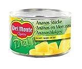 Del Monte Ananas Stücke in Saft, 6er Pack (6 x 230 g)